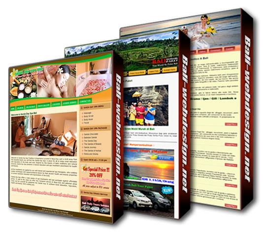 Paket Organisasi Website